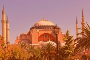Что посмотреть в Стамбуле собор святой софии