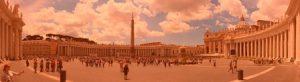 Путешествие по Италии ватикан
