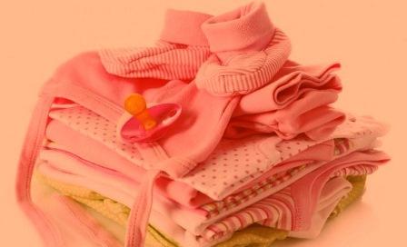 Список вещей для новорожденного на первое время