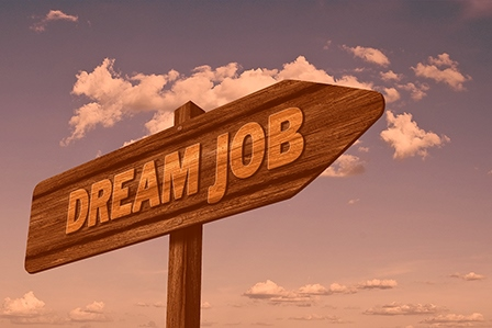 Как найти работу своей мечты