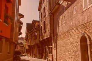 город Труа во Франции