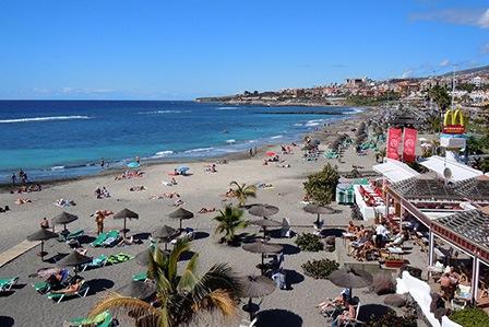 лучшие пляжи Тенерифе