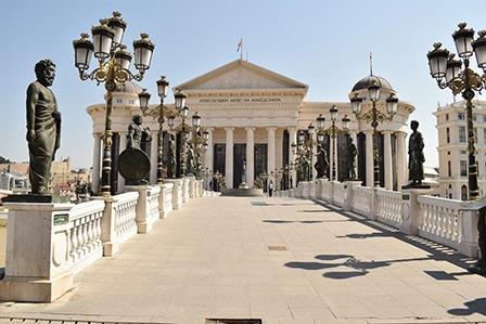 что посмотреть в Македонии
