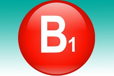 свойства витамина B1