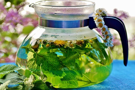 рецепты чаев от простуды