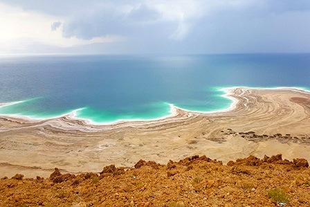 Отдых на Мертвом море в Израиле