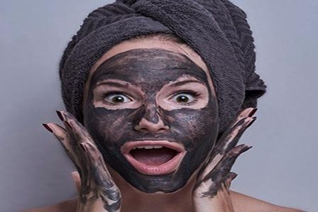 глина для масок лица