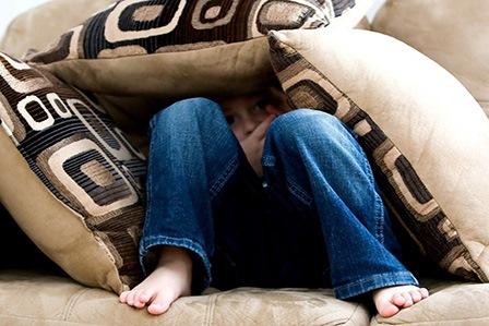 как бороться с детским страхом