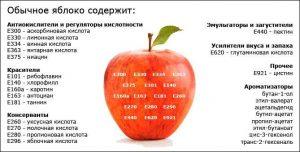 яблоко что это