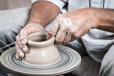 что можно делать из глины