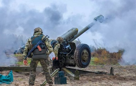 артиллерист кто это