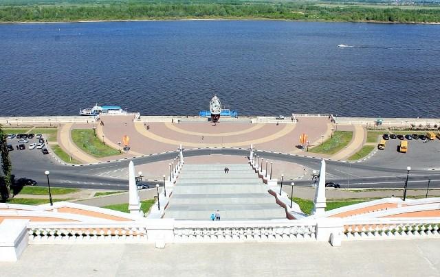 Нижний Новгород это город