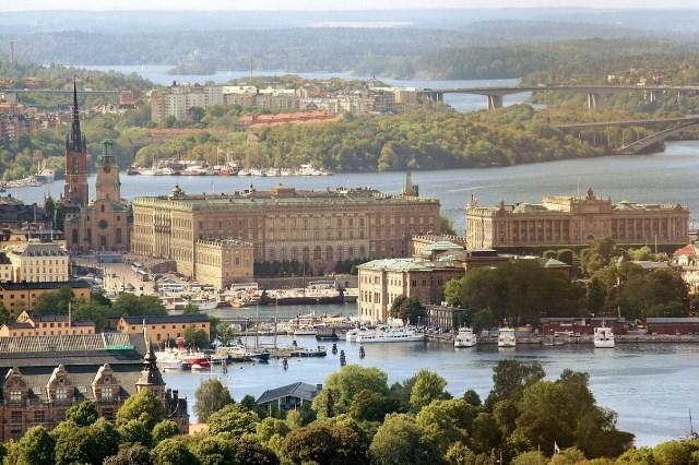 Швеция это страна