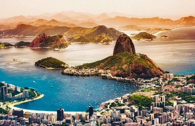 Бразилия это страна