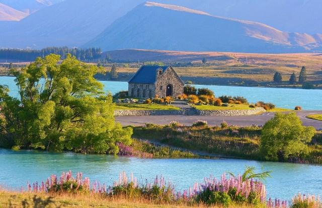 Новая Зеландия это страна