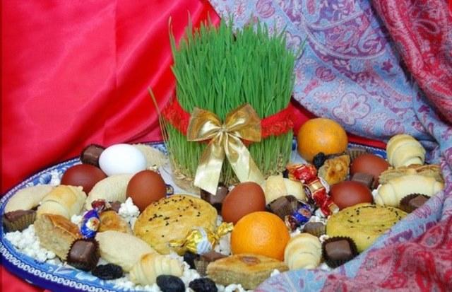 21 марта Навруз Байрам