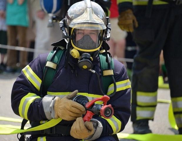пожарный кто это
