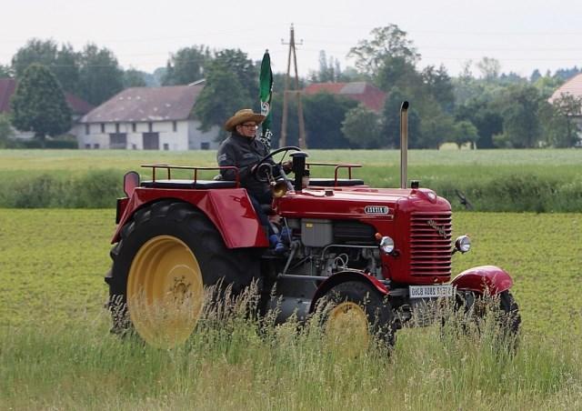 тракторист кто это