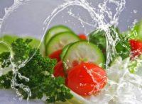 рецепт салата из огурцов с помидорами