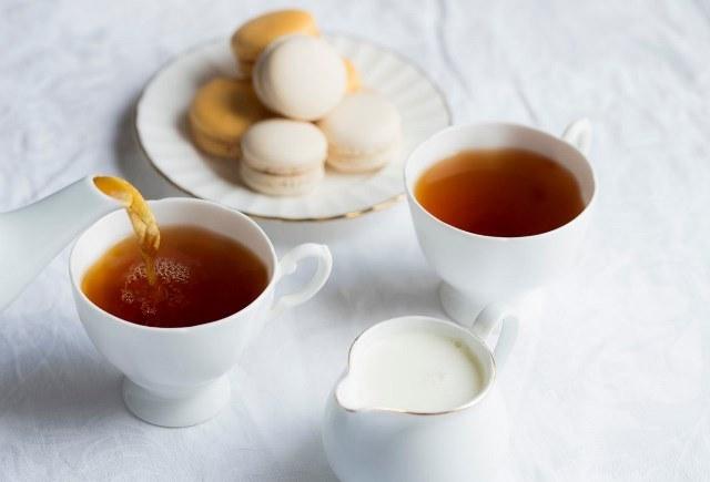 как приготовить чай с молоком для похудения