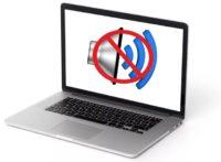 почему нет звука в интернете