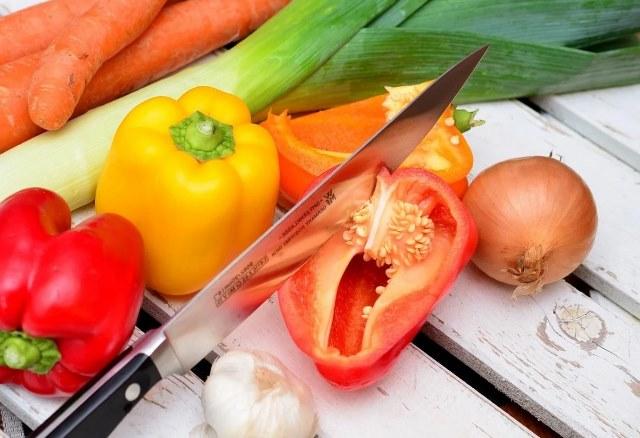 особенности питания овощами