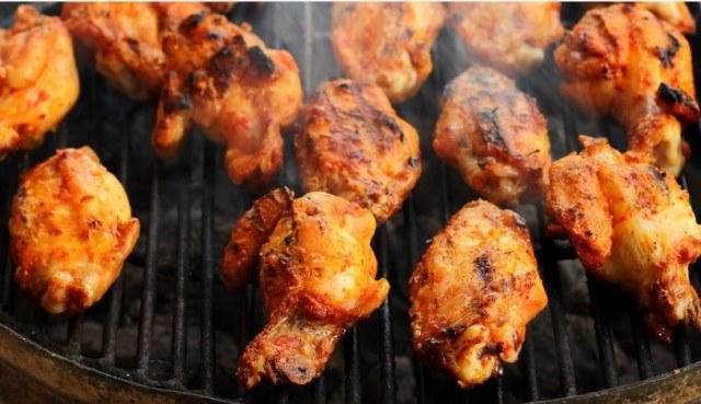 как вкусно пожарить курицу кусочками