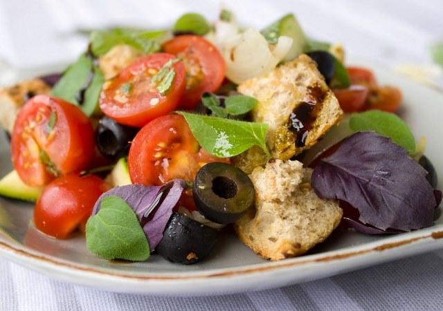 диета на салатах что это