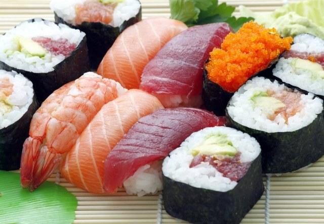 диета на суши что это