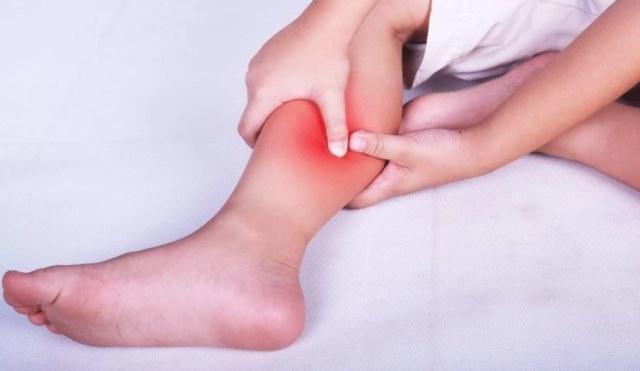 спазмы на ногах