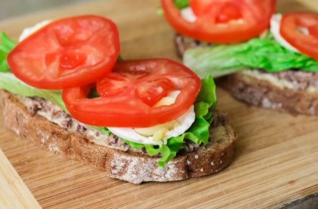 диетические бутерброды что это