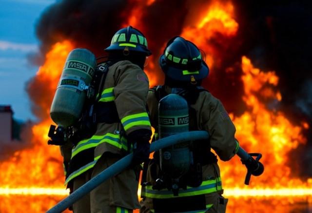 30 апреля День пожарной охраны