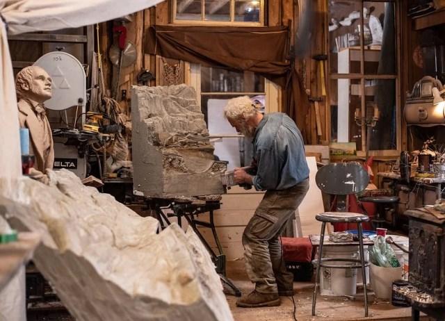 скульптор кто это