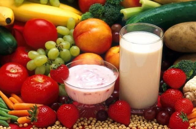 виды диетического питания