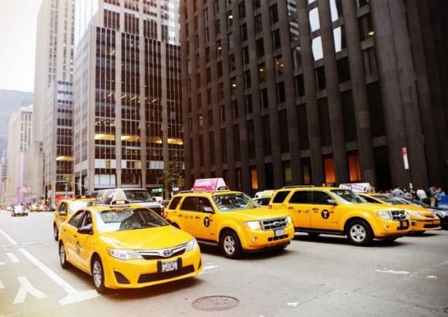 22 марта Международный день такси