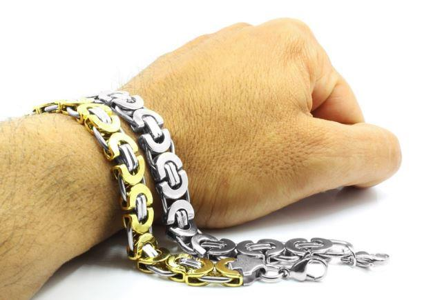 металлические браслеты для мужчин что это